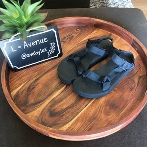 Teva Midform universe chunky sandals